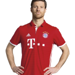 Xabi Alonso, our client