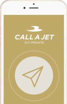 Call a Jet mobile app