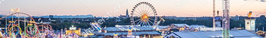 Oktoberfest panorama