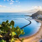 Memmingen - Tenerife flight