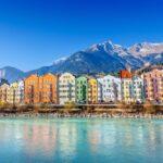 Frankfurt - Innsbruck flight