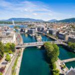 Berlin - Geneva flight